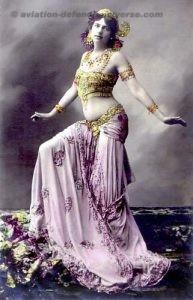 Mata Hari: The famous World War I spy
