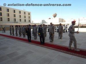 Mohammad bin Abdullah Al-Aysesh, Deputy Defence Minister
