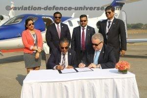 Honda Aircraft Company  ties up with Arrow Aircraft