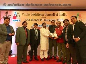 BEL wins 4 PRCI Awards