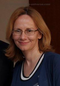 Radmila Šekerinska  Defence Minister Macedonia