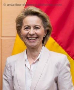 Ursula von der Leyen  Defence Minister Germany