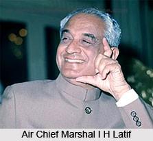Air Chief Marshal I H Latif