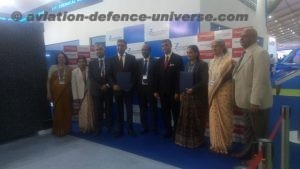 BEL signs MoU with Mahindra Defence Systems