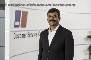 Praveen Mohan, Director & CEO, MTU India