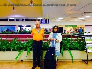 VK Atray & Sangeeta Saxena