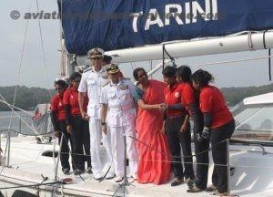 Lieutenant Commander Vartika Joshi