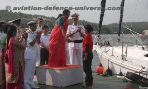 Indian Naval Sailing Vessel Tarini