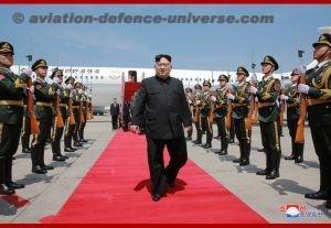 North Korea holds olive leaf