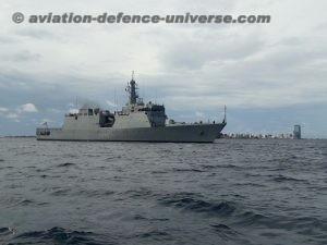 Joint EEZ Surveillance of Maldives