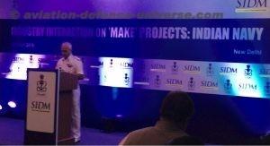 Presentation on Projects by Cmde PCM Velan, PDOI, Indian Navy
