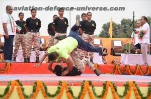 CISF celebrates 4th International Day of Yoga pan- India