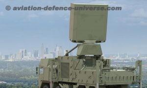 Hensoldt TRML 4 D Radar