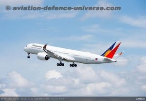 Philippine Airlines A350 XWB