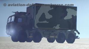 Heavy Logistic Vehicle Simulator
