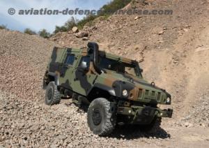 MUV – Military Utility Vehicle 4x4