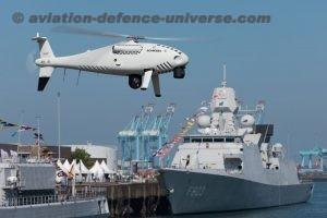 Belgian Navy's Maritime Tactical UAS
