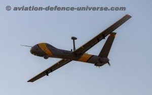 Elbit Systems Rolls-out Hermes 900 StarLiner