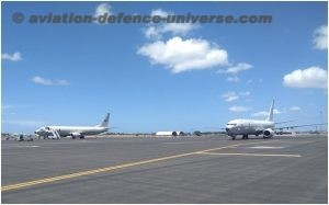 Navy deploys P8I Aircraft