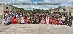 Assam Rifles celebrates Independence Day