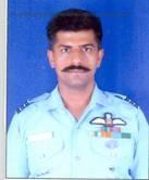 Group Captain Abhishek Sharma Flying