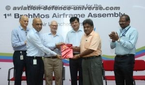 Godrej Aerospace Delivers The First Airframe Assembly