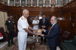 Lieutenant Governor of Delhi Shri. Anil Baijal