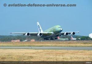 First ANA A380
