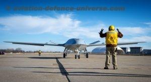 MQ-25 Missions, Deck Handling Demonstration Rehearsals, Day 3,