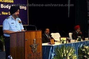 Chief of the Air Staff Air Chief Marshal Birender Singh Dhanoa PVSM AVSM YSM VM ADC