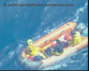 Commander Abhilash Tomy rescued safely