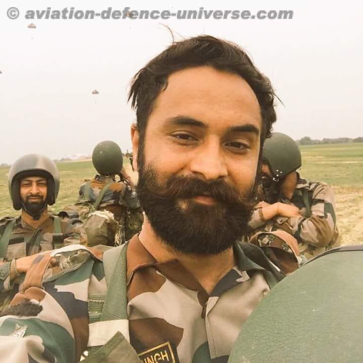 Sandeep Singh Para Commando