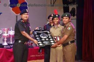 Thal Sainik Camp of NCC