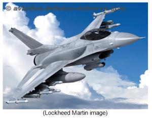 F-16 Wings
