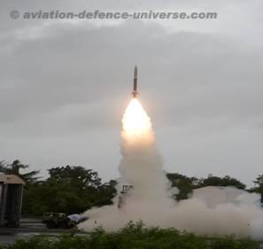 DRDO successfully flight tests Prahar