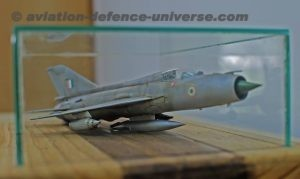 Mig 21 Scale Model
