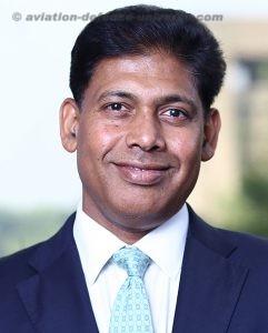 Boeing India's Pratyush Kumar