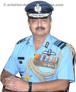Air Marshal VR Chaudhari