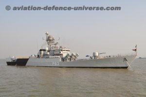 Indian Naval Ship Kulish