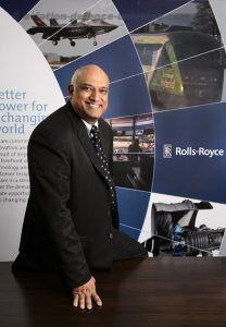 Kishore Jayaraman, President, Rolls-Royce