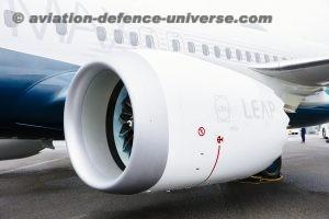 CFM-powered aircraft
