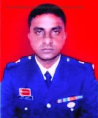 Major Dinesh Raghu Raman