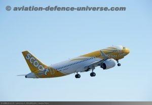 A320ceo Family aircraft