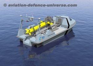 Towed Sonar T18-M
