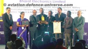 BEL-Bangalore wins CII EXIM Bank Business Excellence Award