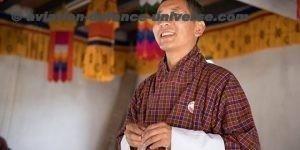 Dr. Lotay Tshering, Prime Minister of Bhutan