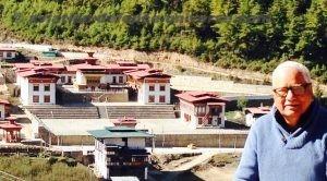 Chaddu monastery