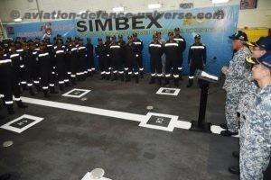 Singapore India Maritime Bilateral Exercise