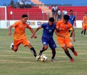 Glimpses of Junior Boys (U-17) final match