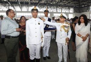 Vice Admiral Anil Kumar Chawla, AVSM, NM, VSM